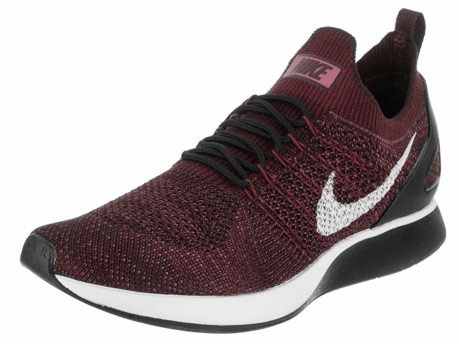 NIKE Air Zoom Mariah Flyknit Racer Men's shoes  Deep Burgundy  Size 13 Medium