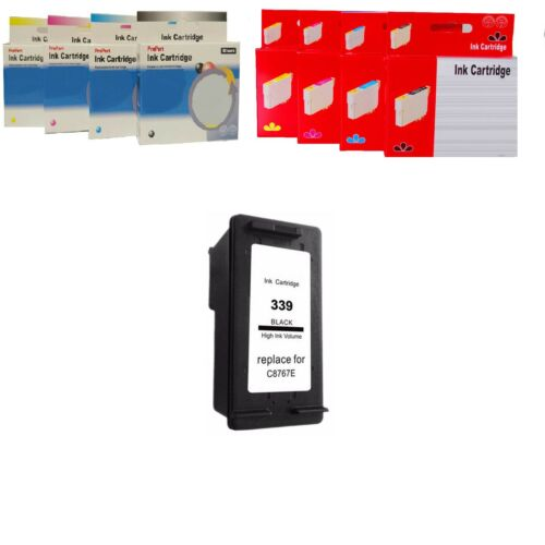 HP 339 C8767EE CARTUCCIA COMPATIBILE NO ORIGINALE BK NERO 860 pagine circa