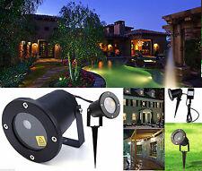 Proiettore laser,pub,party,disco.Luci,fasci colorati,esterno,giardino,pioggia