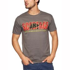 SCARFACE THE AMERICAN DREAM TONY MONTANA T-SHIRT MÄNNER MENS GRÖSSE M