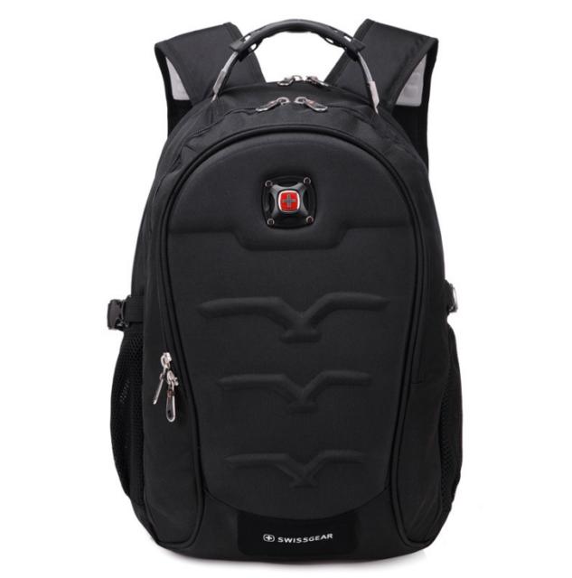 Men Swiss Army Knife Bag business bag shoulder bag computer backpack  rucksack ba33bdb9689ea