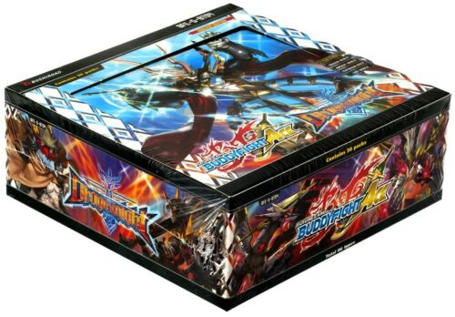 Drago Knight 30 Packs 4 BFE Future Card Buddyfight Ace Booster Pack Vol