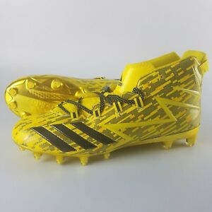 f205aa593 Adidas Freak X Kevlar AAB Football Cleats Men s Size 13.5 Vivid ...