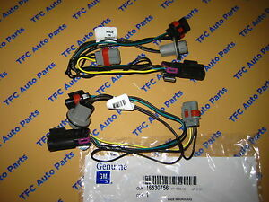 2 pontiac grand prix front head light wiring harness oem new 2004 rh ebay com 2004 Grand Prix Headlight Covers Changing Headlight in 2004 Grand Prix