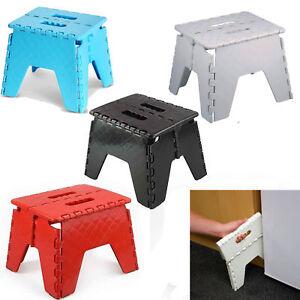 PLASTIC-MULTI-PURPOSE-FOLDING-STEP-STOOL-HOME-KITCHEN-EASY-STORAGE-FOLDABLE-NEW