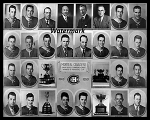 QJHL-49-50-Junior-Montreal-Canadiens-Memorial-Cup-Champs-8-X-10-Photo-Picture