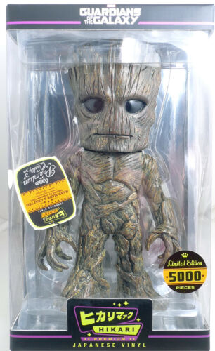 Hikari Guardians of the Galaxy Marron Groot Figure Funko 053680