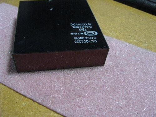 CAPACITOR # 047-002253 NSN Details about  /NORTHROP GRUMMAN 5910-00-732-4225 CUSTOM
