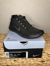 Nike RN 2018 Shield Mens Running Training Shoes Black Size 14 Aj1977-002