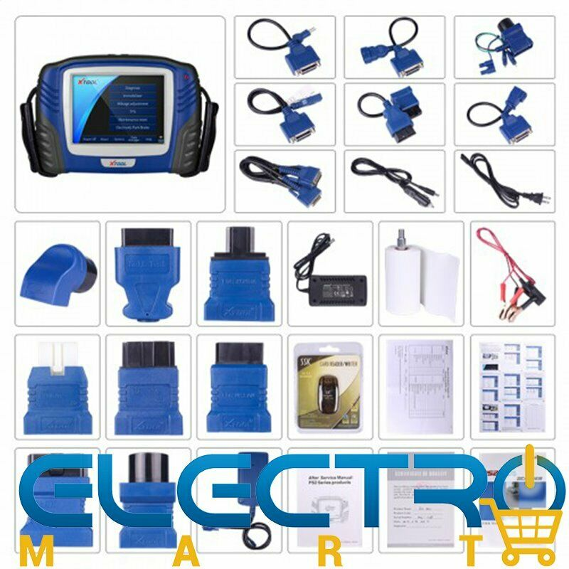 Xtool PS2 GDS Professional Auto Diagnostic Tool with Touch