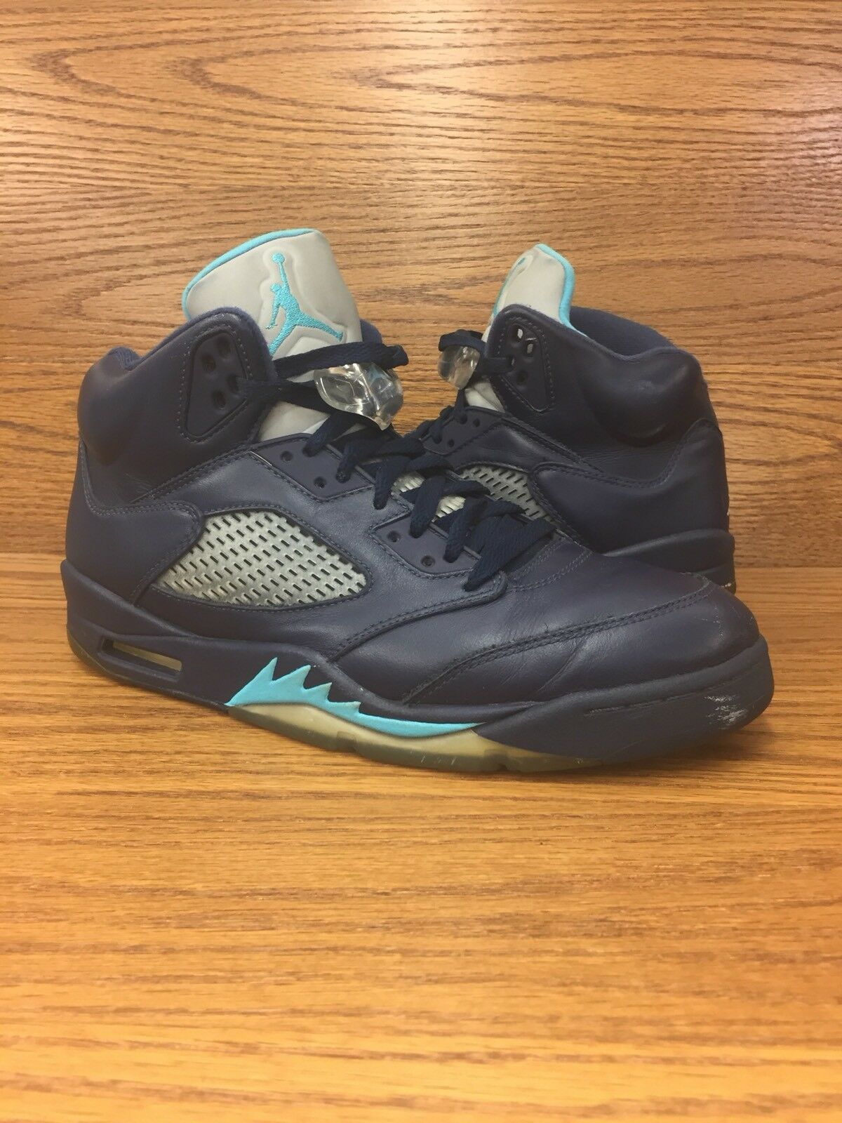 Air Jordan 5 Pre Grape Midnight Navy Mens Basketball Shoes Comfortable Special limited time