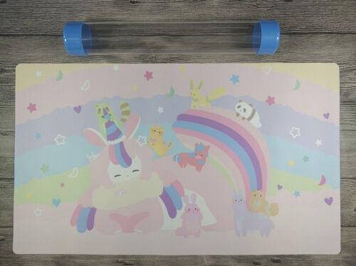 YuGiOh Merfae Deck Trading Card Game Cusotm Duel OCG TCG Playmat Free Best Tube