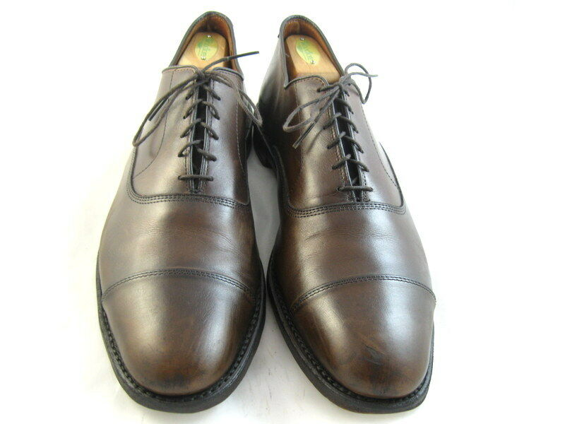 Allen Edmonds  PARK AVENUE  Oxford 13 un marrón (651)