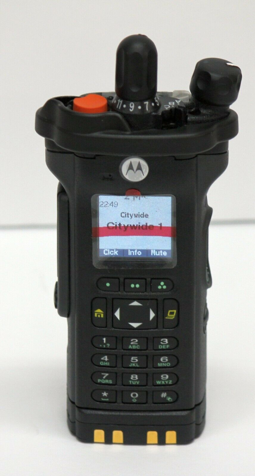 TESTED MOTOROLA APX APX8000XE P25 TDMA RADIO FPP VHF 7-800 UHF DIGITAL FPP AES. Available Now for 4199.99