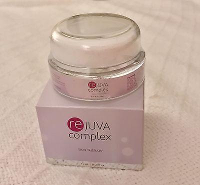ReJuva Complex Skin Therapy Anti-Aging Cream. .5oz 30 Day Supply MSRP $98.71 NIB