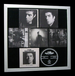LIAM-GALLAGHER-As-You-Were-LTD-GALLERY-QUALITY-FRAMED-FAST-WORLD-SHIP-Not-Signed