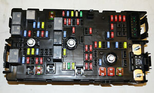 details about gm oem electrical fuse relay junction block 25888290 fuse relay box fuse gm box 25888290 #4