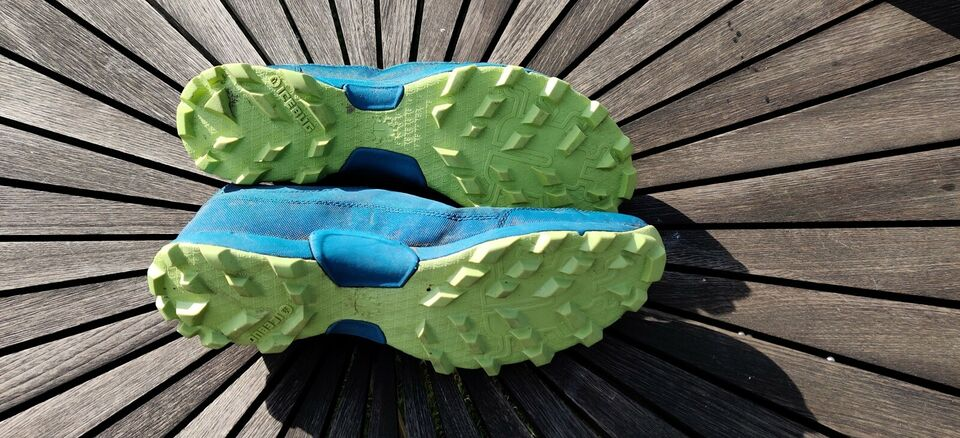 Løbesko, Icebug trail/løbe/swimrun sko, Icebug