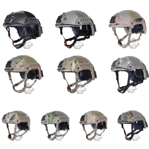 FMA Tactical Maritime  Helmet Multicam ACU AT-FG BK DE For  Airsoft Paintball  up to 50% off