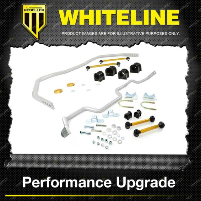 Whiteline Front + Rear Sway Bar - Vehicle Kit for Ford Mustang S197