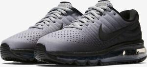 Détails sur Nike Air Max 2017 BG Youth Running Shoes AT6168 001 UK 5.5 EUR 38.5 US 6Y afficher le titre d'origine