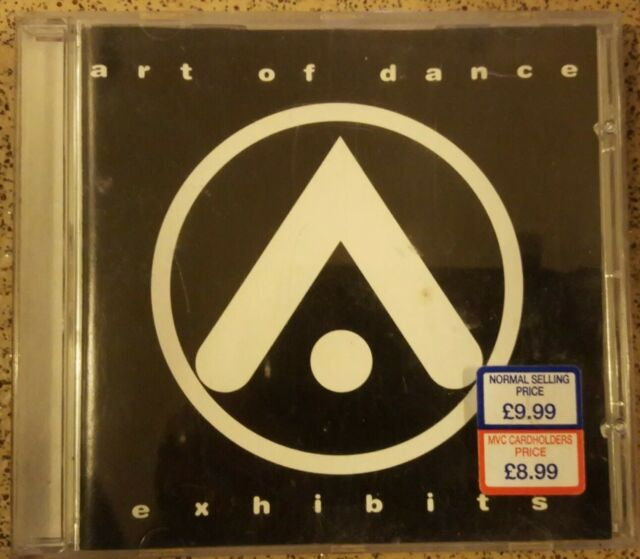 Art Of Dance Exhibits Cd Good Used Condition