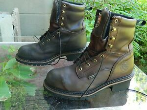 012615852d4 Details about Red Wing Shoes / Irish Setter Work MESABI 83808 / Waterproof  / 9 EE / Pre-Owned