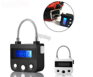 Details about Rechargeable Electronic Timer Lock Constraint Addiction for  Smoking Mobile Phone