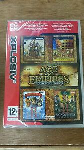 Age of empires collectors edition / Monos 2015 mujer