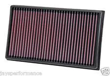 K&N AIR FILTER FOR AUDI A3 (8V) 1.6/1.8/2.0/TDi 2012 - 2015 (33-3005)