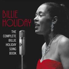 The  Complete Billie Holiday Song Book by Billie Holiday (CD, Oct-2017, 2 Discs, Essential Jazz Classics)