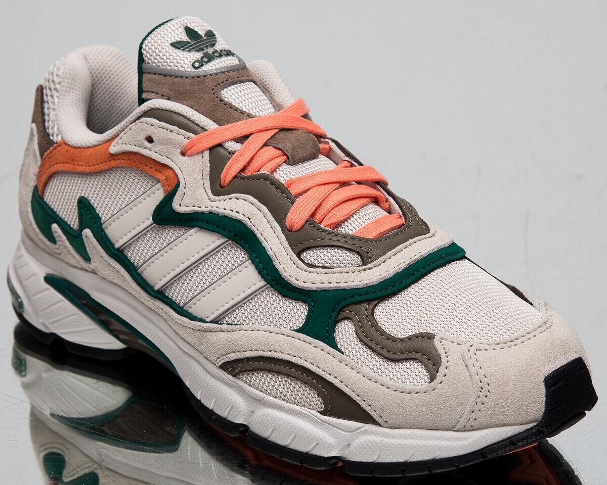 Adidas Original Temper Run Herren Raw Weiß Freizeit Lifestyle Turnschuhe