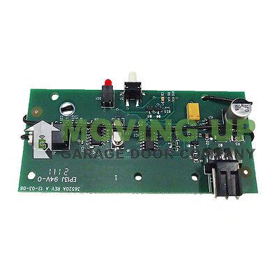 Genie 36521r Intellicode Internal Receive Circuit Board