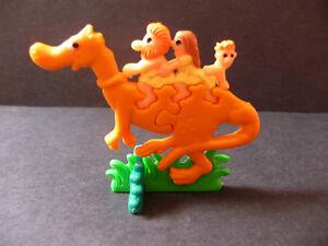Jouet Kinder Puzzle 3d Familienausritt 624241 Allemagne 1995 +bpz Px92trfr-08012109-220672190