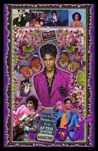 "Pleasant In After-Taste Lovely Prince -11x17"" Fan Poster Get Two 2-for-1 Special Pop Up Sale Buy One"