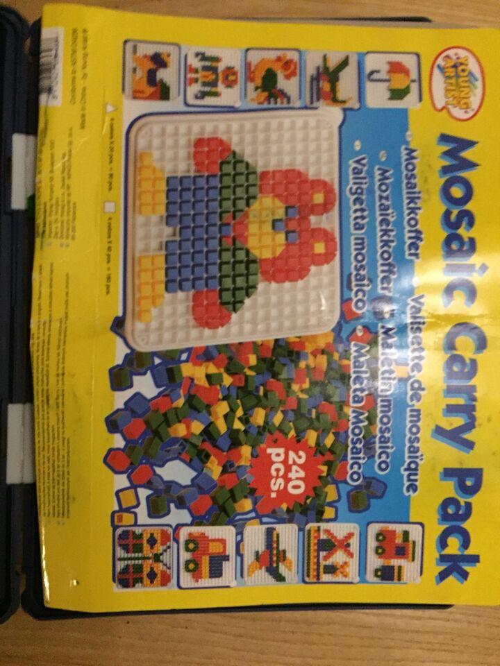 Andet legetøj, Mosaik kreativ sæt