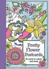 Pretty Flower Postcards by Beth Gunnell (Paperback, 2015)