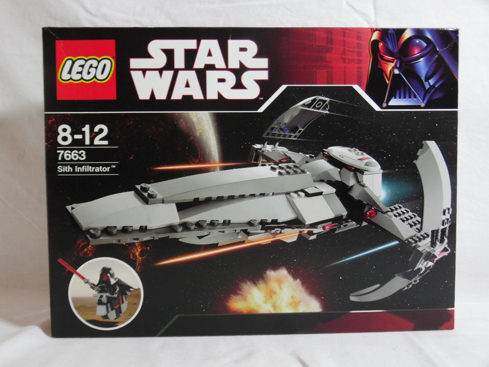 LEGO Star Wars   Sith Infitration   7663   Neu und OVP