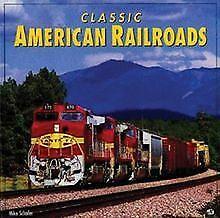 Classic American Railroads von Mike Schafer | Buch | Zustand gut