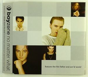 Maxi CD - Boyzone - No Matter What - A4353