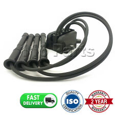 FOR PROTON SAVVY 1.2 PETROL (2006-2014) 12V IGNITION COIL PACK LEADS