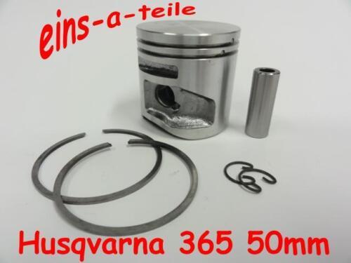 Pistón adecuado para Husqvarna 365 50mm nuevo calidad superior