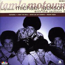 MICHAEL JACKSON - EARLY CLASSICS (NEW CD)
