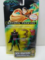 Kenner Batman forever Transforming Dick Grayson Action Figure Toys