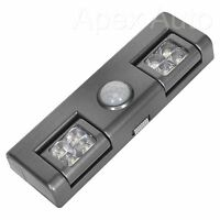WOW - AUTO Wireless PIR Motion Sensor Battery Operated LED Night Light Lamp