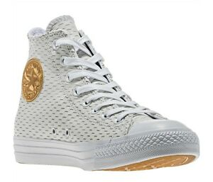 f64ae725ab73 Converse Men s Chuck Taylor All-Star Hi Shoe White Out Pack White ...