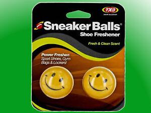 Sneaker-Balls-Schuh-Deo-Lufterfrischer-Sneakerball-Schuhdesinfektion