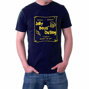 Jolly-Boys-039-Outing-T-shirt-Peckham-Margate-Drinking-Only-Fools-amp-Horses-Tee