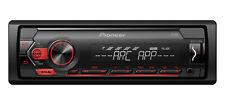 Artikelbild Pioneer MVH-S120UB Autoradio 1-DIN USB AUX Android rote Beleuchtung