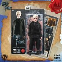Harry Potter 8 Inch Action Figure Series One; Draco Malfoy Mosc